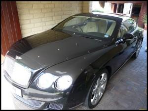 Reflectology Bentley Continental