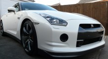 Reflectology Nissan GT-R Evolution Detail